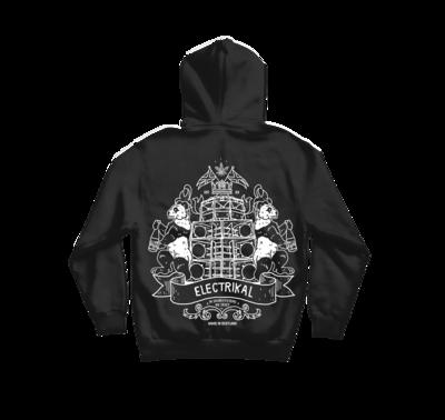 Electrikal Crest | Hoody & Zip | Preorder
