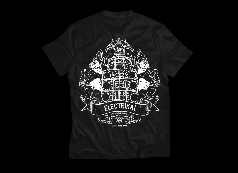 Electrikal Back Crest | Preorder