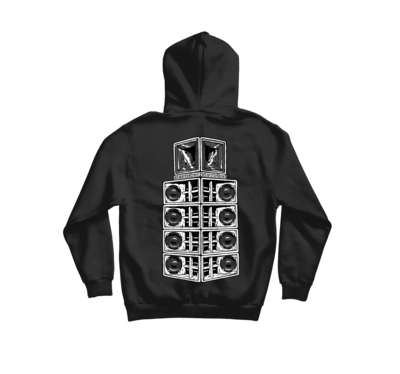 Electrikal Stack | Zipper Hoody | Preorder