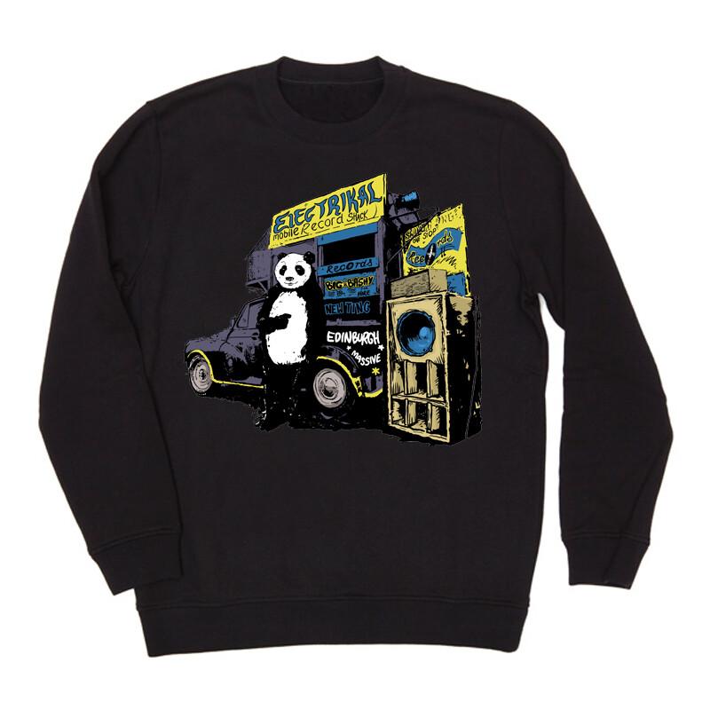 Panda Shak Crew   Preorder