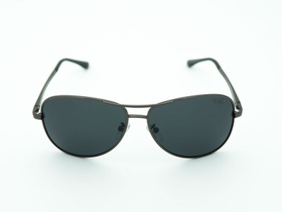 Aviator Black & Grey
