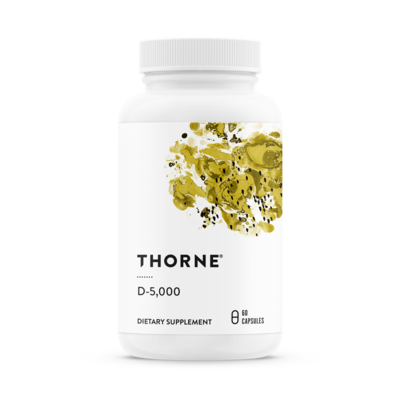 THORNE VITAMIN D - 5000