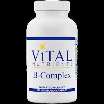 VITAL NUTRIENTS B COMPLEX