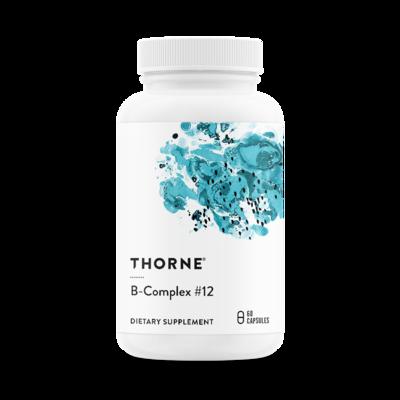 THORNE B-COMPLEX #12