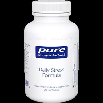DAILY STRESS FORMULA - PURE ENCAPSULATIONS