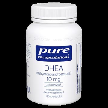 DHEA 10 MG - PURE ENCAPSULATIONS