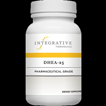 DHEA 25MG 60 CT BOTTLE - INTEGRATIVE THERAPEUTICS