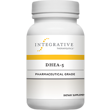 DHEA 5MG - INTEGRATIVE THERAPEUTICS