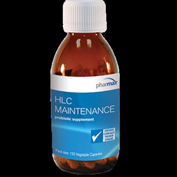 HLC MAINTENANCE 120 CAPS - PHARMAX
