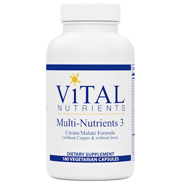 MULTI-NUTRIENTS 3 - VITAL NUTRIENTS