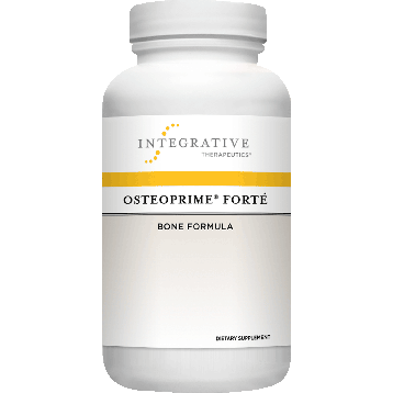OSTEOPRIME FORTE CAPS - INTEGRATIVE THERAPEUTICS