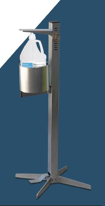 Industrial Hand Sanitizer Dispenser