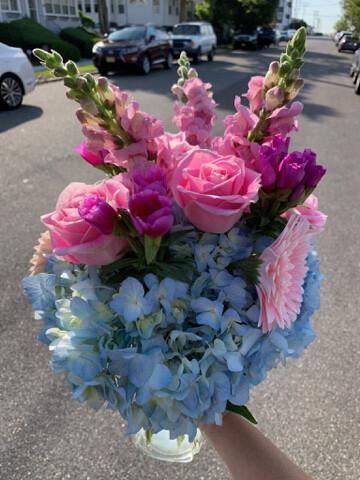 $70 Seasonal Vase Arrangement