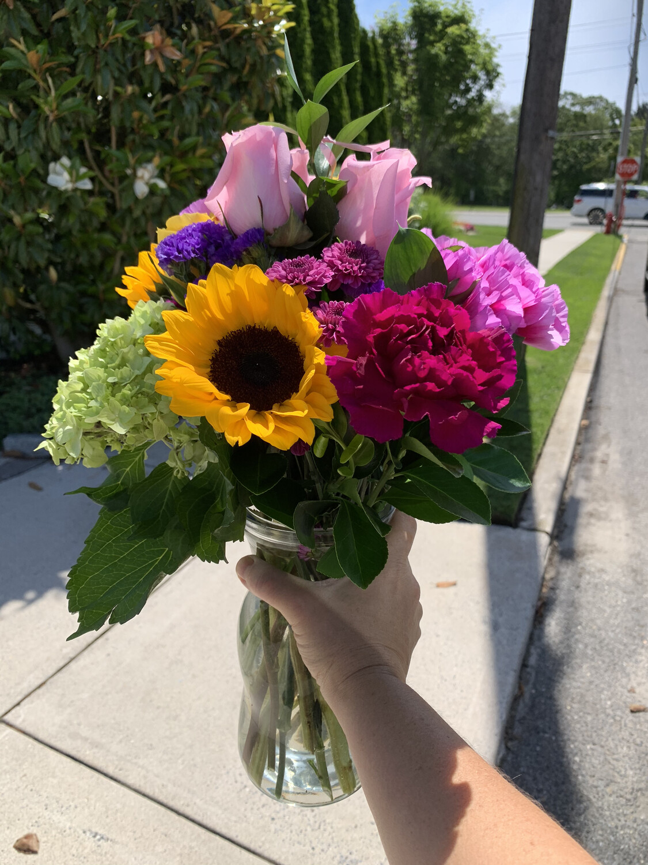 $55 Seasonal Vase Arrangement