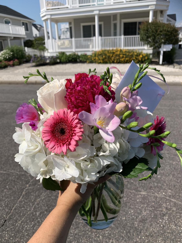 $50 Seasonal Vase Arrangement