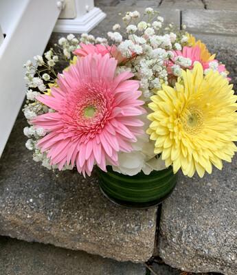$45 Seasonal Vase Arrangement