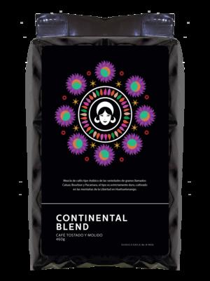 Libra de café Continental