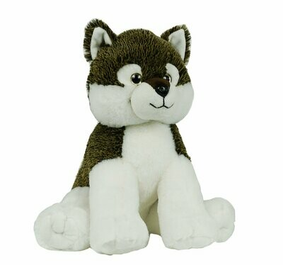 Atticus the Wolf - Build-A-Plush Bundle - 16 inches