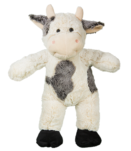 Betty the Cow - Build a Plush Bundle - 16 inches