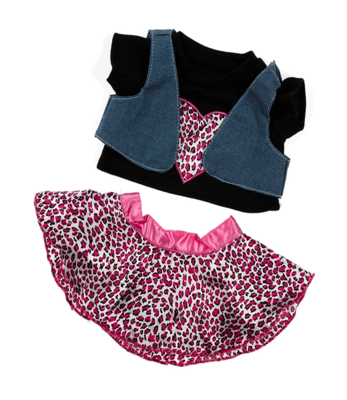 Wild Child Outfit - 16 inches
