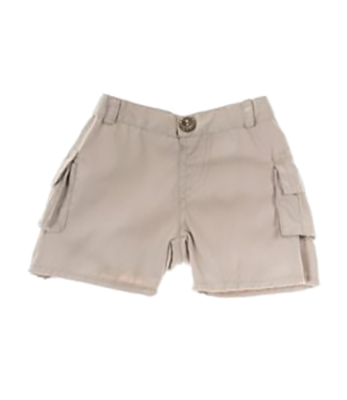Cargo Shorts Outfit - 16 inches