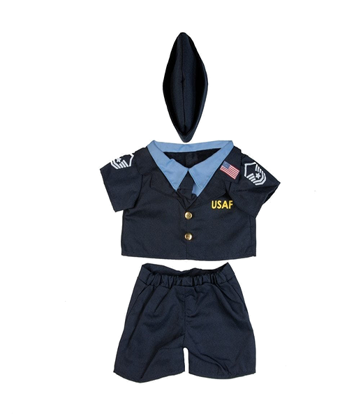 Air Force Uniform Outfit - 16 inches