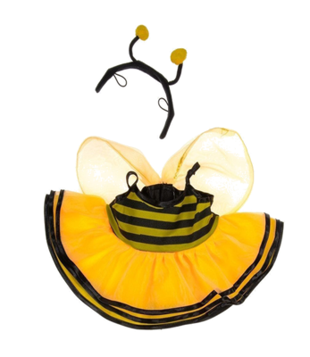 Bumble Bee Outfit - 16 inches