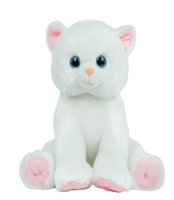 Sassy the Kitty - Build-A-Plush Bundle - 16 inches