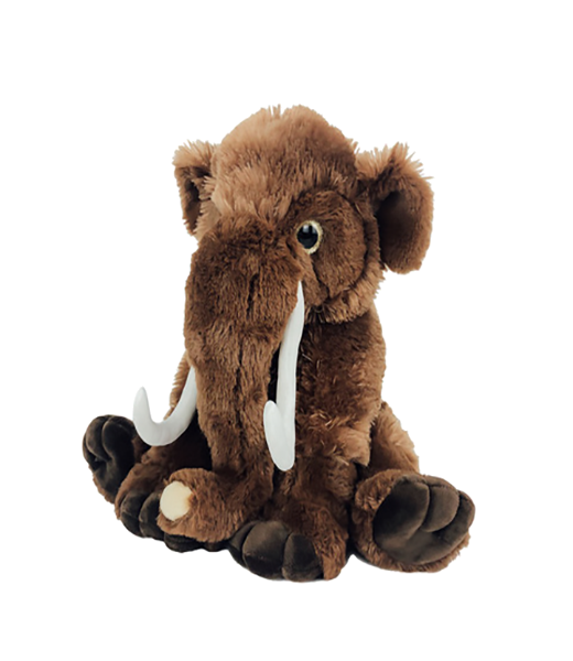 Manny the Mammoth - Build-A-Plush Bundle - 16 inches