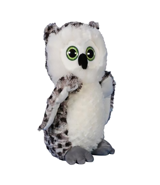 Ollie the Owl - Build-A-Plush Bundle - 16 inches