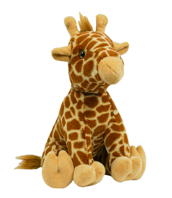 Twiga the Giraffe - Build-A-Plush Bundle - 16 inches