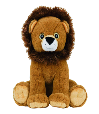 Leo the Lion - Build-A-Plush Bundle - 16 inches