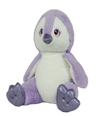 Petal the Penguin - Build-A-Plush Bundle - 16 inches