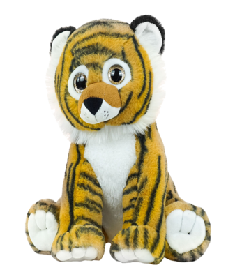 Hobbes the Tiger - Build-A-Plush Bundle - 16 inches