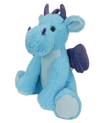 Macy the Magic Dragon - Build-A-Plush Bundle - 16 inches