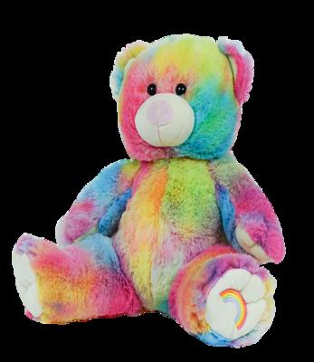 Prince the Peace Bear - Build-A-Plush Bundle - 16 inches