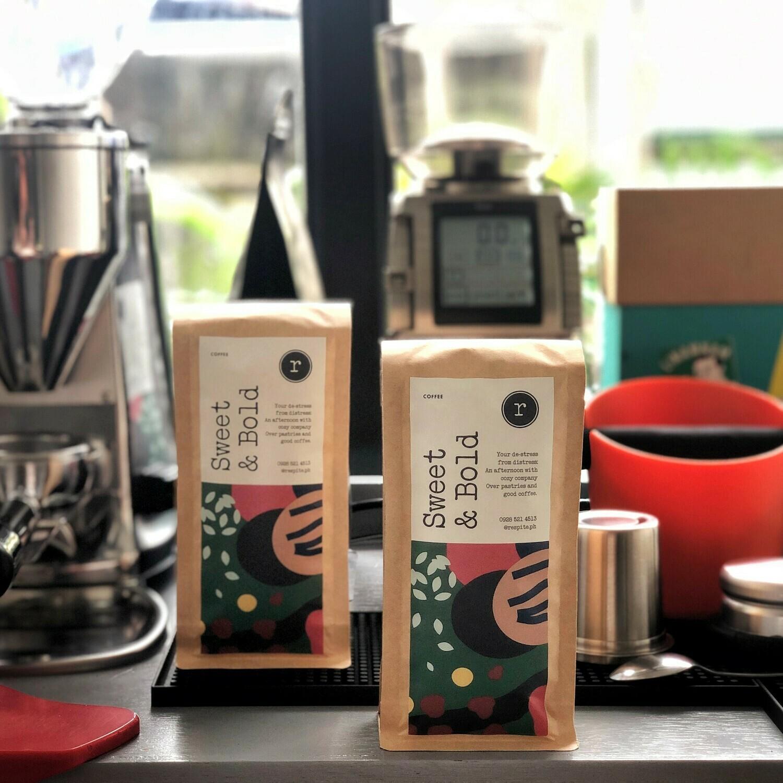 Sweet & Bold Coffee Beans