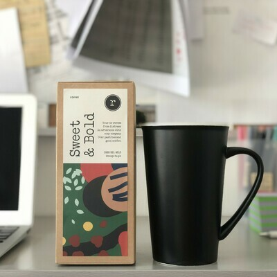 Sweet & Bold Coffee Box (