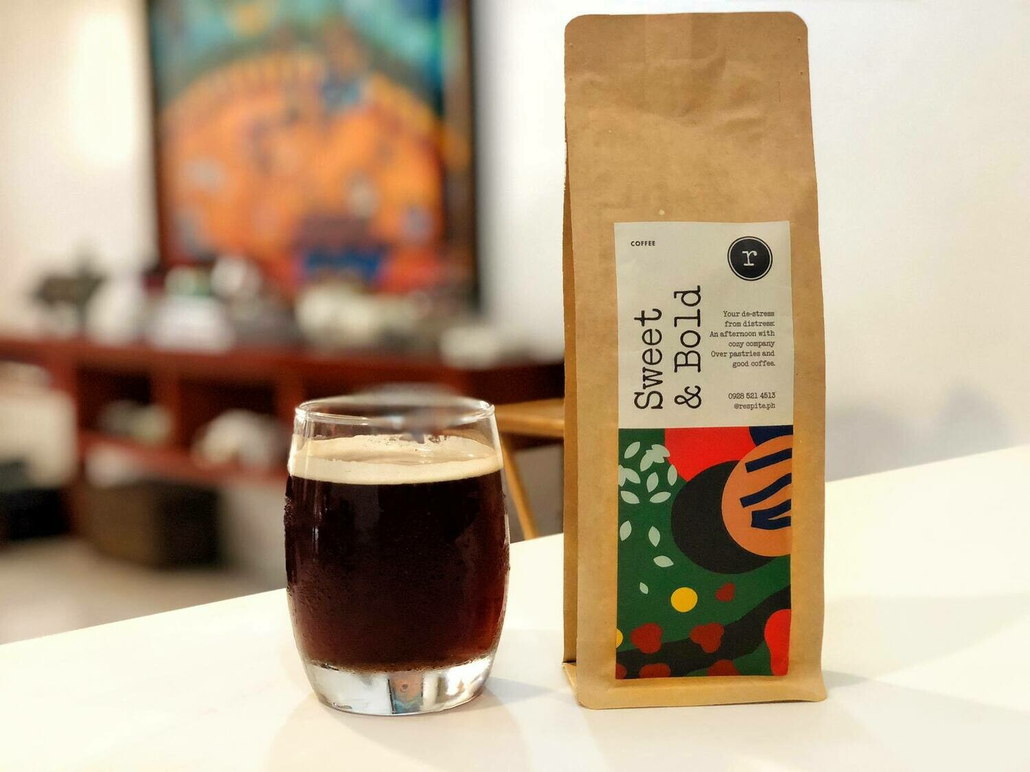 Sweet & Bold Coffee (ready to drink)