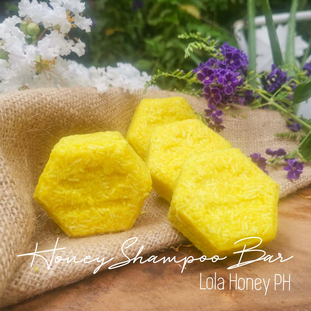 Honey Shampoo Bar
