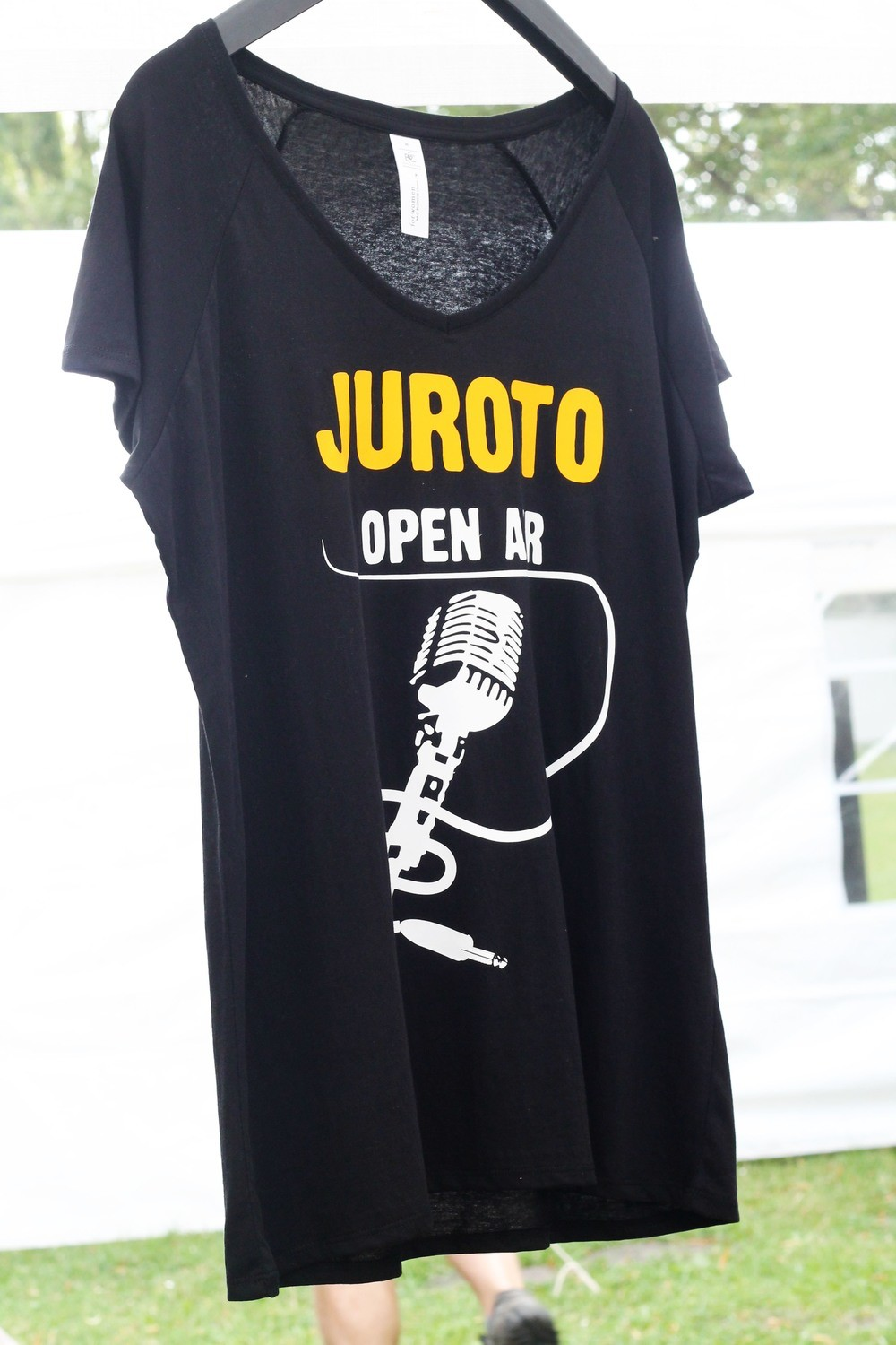 JUROTO Open Air Shirt