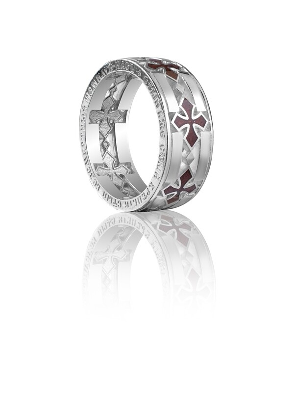 Кольцо «Трисвятое»