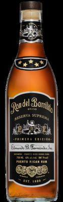 Barrilito 5 Stars Rum
