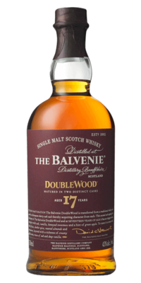 Balvenie 17 Year Whiskey