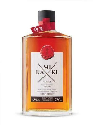 Kamiki Japanese Whiskey
