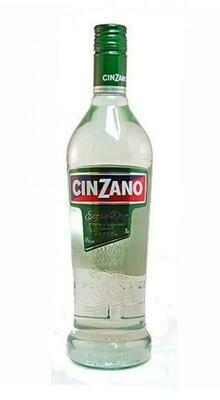 Cinzano Extra Dry 750ml