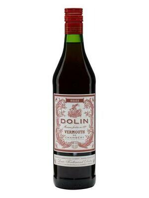 Dolin Rougue Vermouth 750ml