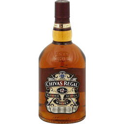 Chivas Regal Whiskey 750ml