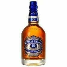 Chivas Regal 18 Year Whiskey