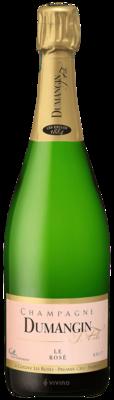 Dumangin J. Fils 'Le Rose' Premier Cru Brut Champagne Blend NV